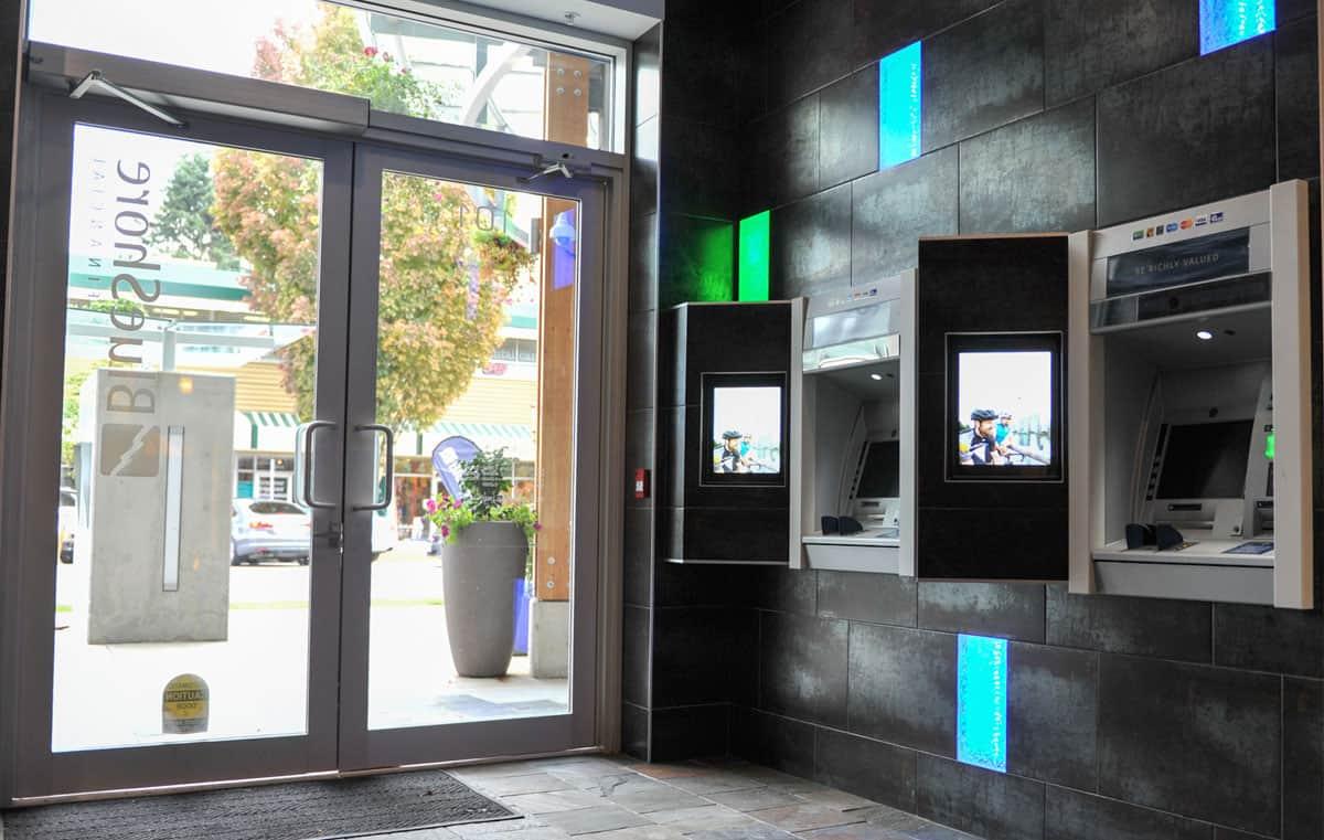 BlueShore ATM design