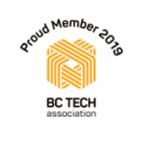 Member of BC Tech Association badge